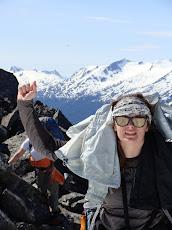 Molly at the Summit