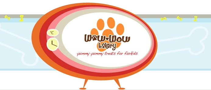 wow wow bakery.order&delivery: Homemade Treats and Cakes for Dogs.