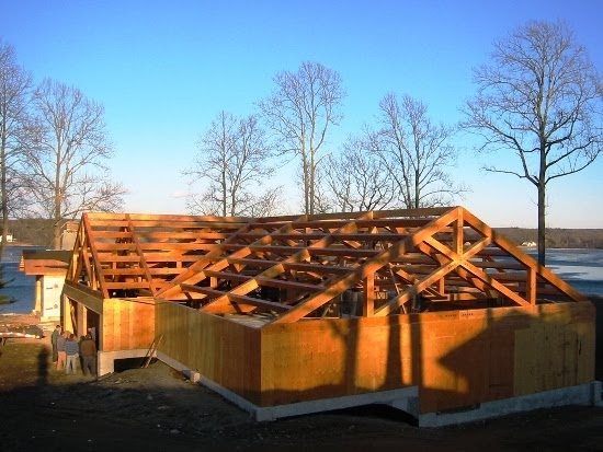 Build or remodel your own house post frame construction for Contracting your own home