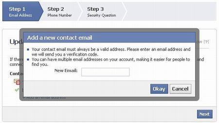 Recovery Akun Facebook