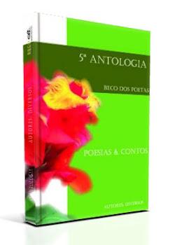 5º Antologia já está á venda!!!