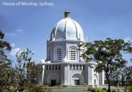 مشرق الاذکار سیدنی، استرالیا