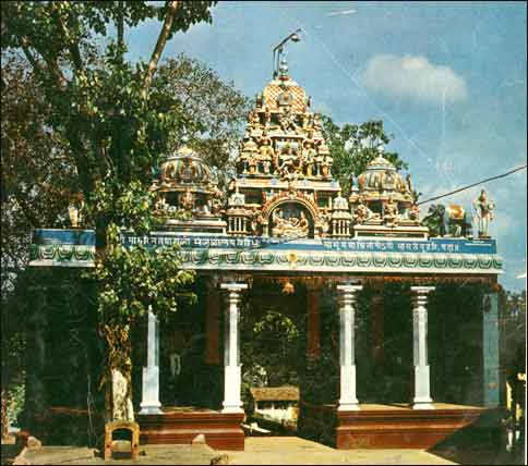Srimad Anantheshwar Temple Kasaragod Kerala
