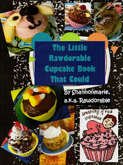 My Raw Cupcake e-Book