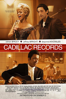 Cadillac Records Movie Official Poster