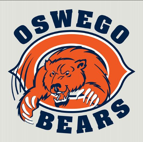 Oswego Bears Football and Cheer