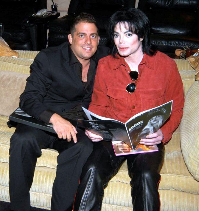 Michael Jackson sigue la magia: Brett Ratner uno de los mejores ...