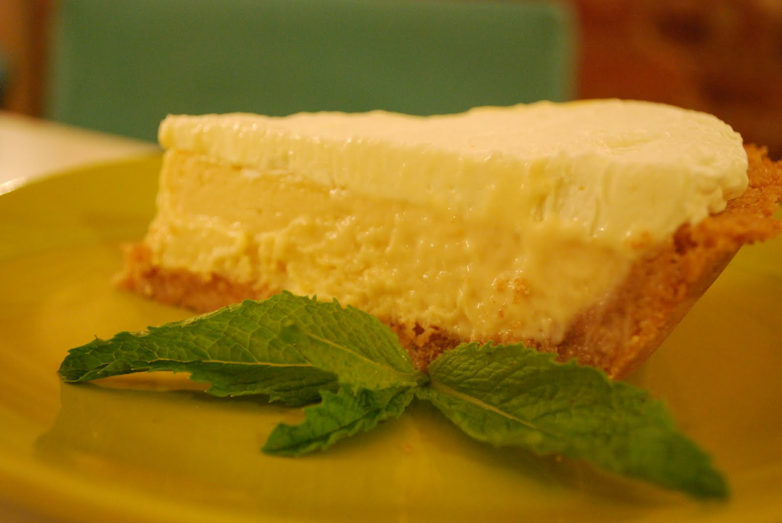 Pie Love You: Lemon Icebox Pie # 28