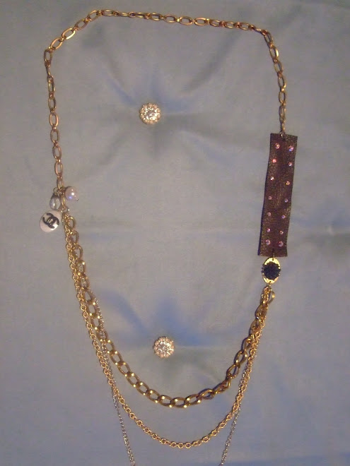 """Coco"" necklace $50"
