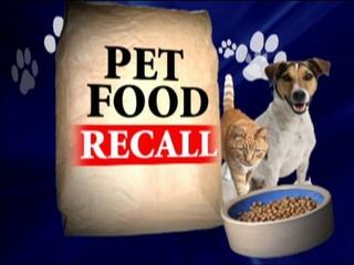 Pet Pride Dog Food Recall