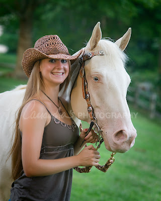 julia3 Cassandras Photography Julia and her horse named Blue