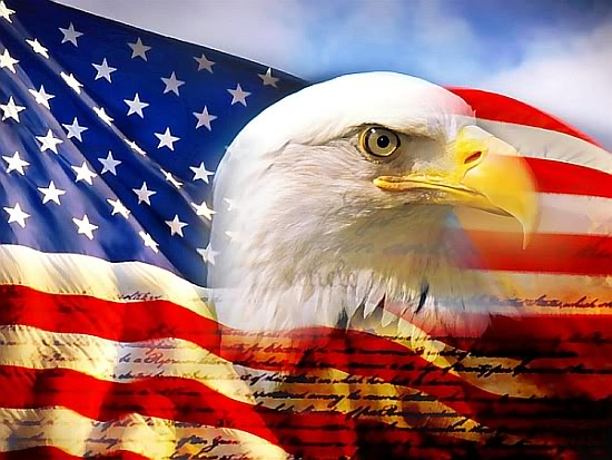american flag background with eagle. american flag eagle clip art.