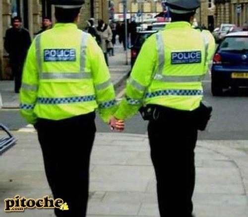 gay s policía