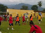 Aksi Pasukan Futsal Umno Kubang Depu