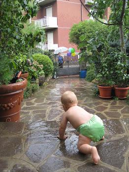 Pannolini lavabili: i video di Mamma Canguro.