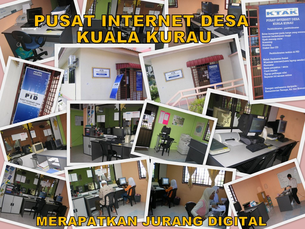 Pusat Internet Desa Kuala Kurau