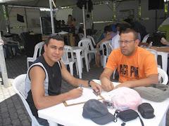 Sargento Araújo e Soldado Prisco