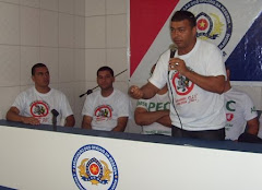 Sargento Araújo, Sargento Prado e Sargento Antônio Carlos