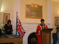 Ceremonia Ciudadanía Británica