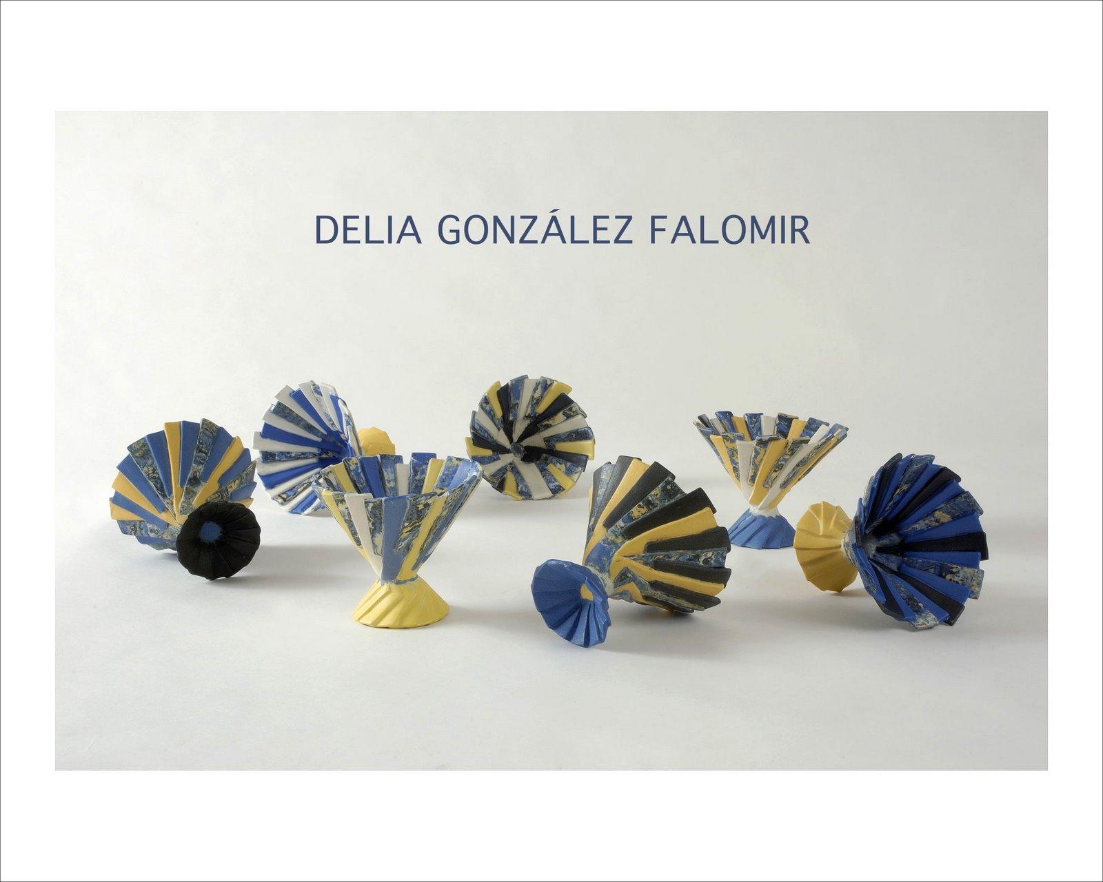 Delia González Falomir Ceramista