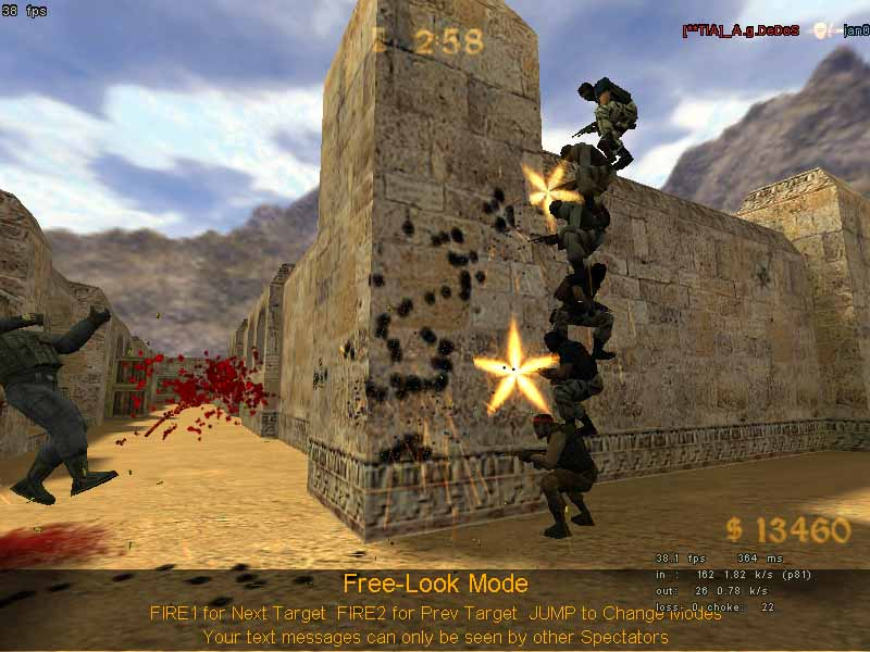 Imagenes Fail de Counter Strike