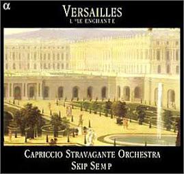 Versailles L'Ile Enchantee - Capriccio Stravagante, Sempe @192