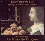Bach JS - Pieces pour Violon & BC - Schmitt, Gervreau, Jansen (flac)