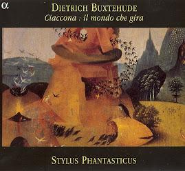 Buxtehude - Ciaccona il mondo che gira - Stylus Phantasticus (Ape)