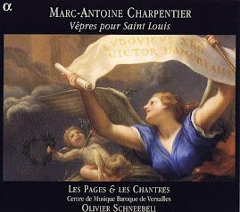 Charpentier - Vepres pour Saint Louis - Schneebeli (Ape)