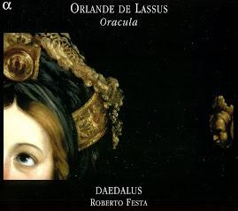 Orlande de Lassus - Oracula - Ensemble Daedalus (flac)