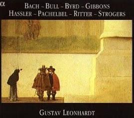 Gustav Leonhardt - Bach, Bull, Byrd (Ape)