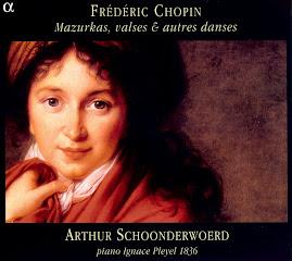 Chopin - Mazurkas, Valses & Autres Dances - Schoonderwoerd (Ape)