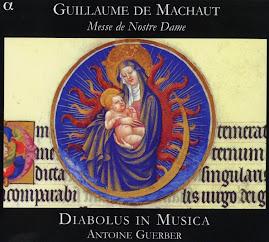 Machaut - Messe de Nostre Dame - Diabolus in Musica (flac)