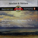 Nielsen-Sibelius - Symph 4 & Symph 5 - Simon Rattle (flac)