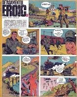 cutezatorii revista benzi desenate detasamentul eroic sandu florea comics romania