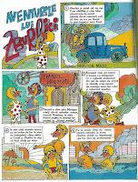 bd benzi desenate revista cutezatorii almanahul copiilor aventurile lui zburlici theodora florea comic romania