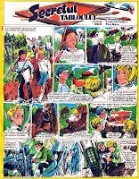bd benzi desenate revista cutezatorii secretul tabloului desene puiu manu sandu alexandru comics romania