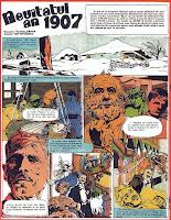 bd benzi desenate revista cutezatorii neuitatul an 1907 ion mihaescu desene vlaicu barna comics romania