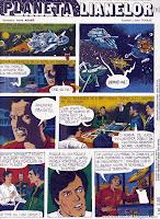 bd benzi desenate revista luminita cutezatorii valentin tanase liana horia arama sf desene comics romania