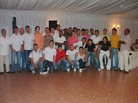 Plantel 2007/08 - Foto de Região-Sul