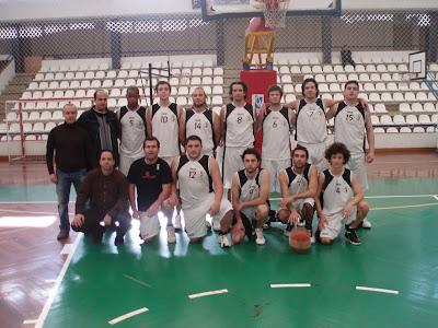 Séniores Basquetebol Farense
