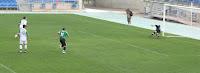 Sequência do golo do Farense por Della Pasqua (imagem 2) - Foto de José Luís Silva