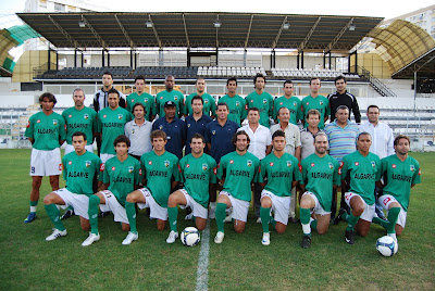 SCF Plantel 2009-10