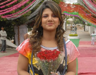 Indian actress Rambha Wedding Pictures