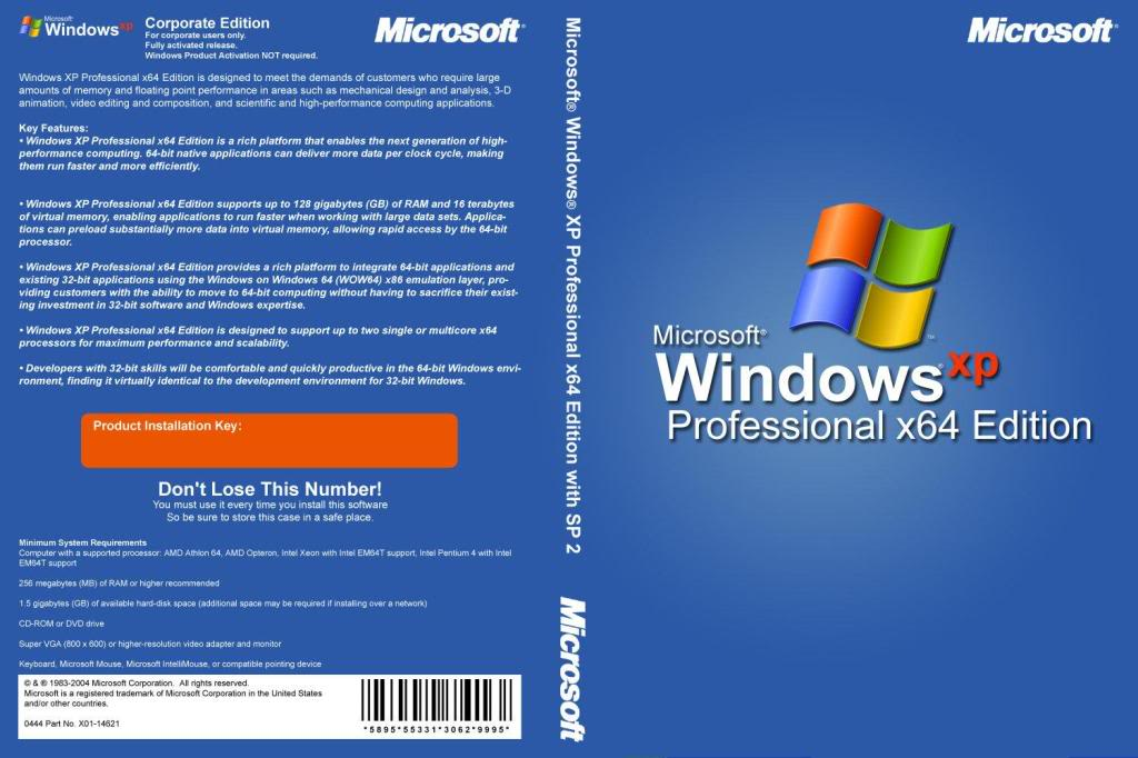 How to Activate Windows XP Product Key
