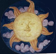 Sol. Cartón piedra. `97