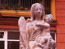 detalle Virgen de la Palma