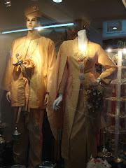 Pakaian Pegantin