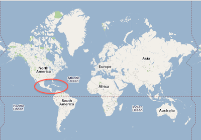 Where Puerto in Puerto Rico so Where