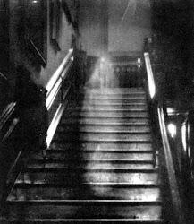 Staitcase ghost photo